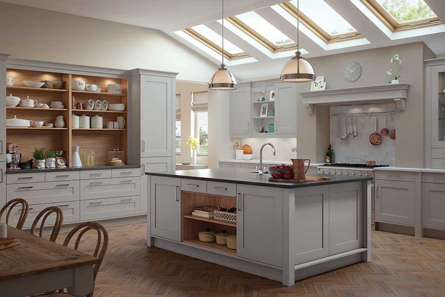 traditional kitchen in wolverhampton contemporary kitchen